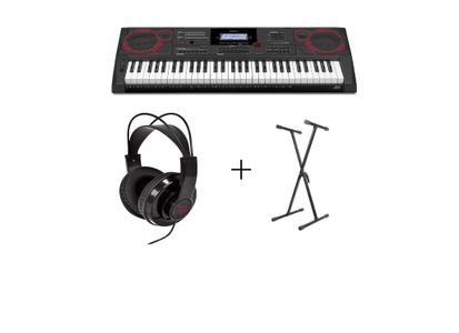 CASIO CT-X3000 keyboard pakke 1