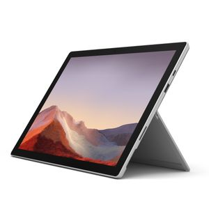 MICROSOFT Surface Pro 7 I7 16GB 256GB W10P COMM PLATINUM NORDIC NOOD        SP SYST (PVT-00004)