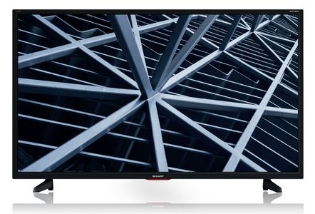 "SHARP 40"" Full HD LED TV Black (LC-40BF5E)"