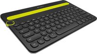 LOGITECH Keyboard K480 BLACK PAN BT NORDIC