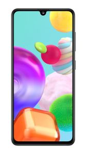 SAMSUNG Galaxy A41 64GB, Black Android, A415 (SM-A415FZKDEUD)