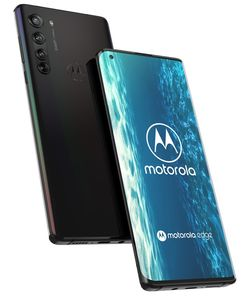 MOTOROLA Moto Edge 5G XT2063 6GB + 128GB DS Midnight Black (PAJA0018SE)