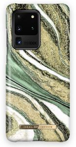 iDEAL OF SWEDEN IDEAL FASHION CASE IPHONE 6/ 6S/ 7/ 8/ SE COSMIC GREEN SWIRL (IDFCSS20-I7-192)