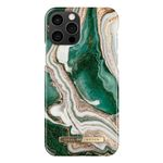 iDEAL OF SWEDEN IDEAL FASHION CASE IPHONE 12/12 PRO GOLDEN JADE MARBLE ACCS