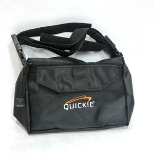 Quickie Seteveske liten sort (750307)