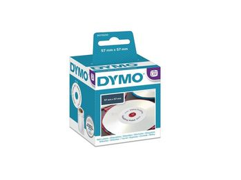 DYMO CD/DVD Labels 57 mm white 160 pieces     14681 (S0719250)