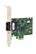 ALLIED TELESYN SECURE  PCI-E X1 FAST ETHERNET FIBER (SC) ADAPTER  INCLUDES BOT IN