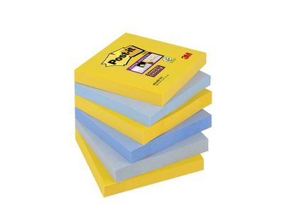 POST-IT Notes POST-IT SuperS New york 76x76 6/FP (7100207283)
