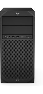 HP Workstation Z2 G4 - Tower - 1 x Core i7 9700 / 3 GHz - RAM 16 GB - SSD 512 GB - HP Z Turbo Drive, TLC - DVD-Writer - Quadro P2200 / UHD Graphics 630 - GigE - Win 10 Pro 64-bitars - skärm: ingen (6TW13EA#AK8)