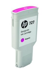 HP 727 300-ml Ink Cartridge Magenta (F9J77A)