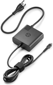 HP 65W USB-C Power Adapter Europa (1HE08AA#ABB)