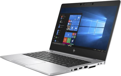 HP EB830G6 i5-8265U 13 8GB/256 PC Intel i5-8265U, 13.3 FHD AG LED UWVA, UMA, Webcam, 8GB DDR4, 256GB SSD, ax+BT, 3C Batt, FPR, W10 Pro64, 3yr Wrty (6XD82EA#AK8)