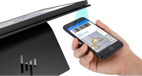 HP ENGAGE ONE PRIME BARCODE SCANNER 2D USB IN (4VW58AA)