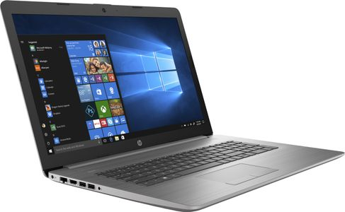 "HP 470 G7 - Core i7 10510U / 1.8 GHz - Win 10 Pro 64-bitars - 16 GB RAM - 512 GB SSD NVMe, TLC, Value - 17.3"" IPS 1920 x 1080 (Full HD) - Radeon 530 / UHD Graphics 620 - Bluetooth,  Wi-Fi - asksilver - kb (8VU27EA#UUW)"
