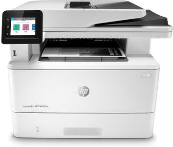 HP LaserJet Pro MFP M428fdw - Multifunktionsskrivare - svartvit - laser - Legal (216 x 356 mm) (original) - A4/Legal (media) - upp till 38 sidor/ minut (kopiering) - upp till 38 sidor/ minut (utskrift) - 3 (W1A30A#B19)