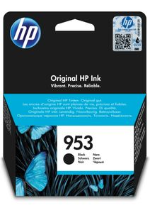 HP No953 black ink cartridge (L0S58AE)