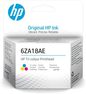 HP Tri-Color Printhead (6ZA18AE)