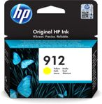 HP 912 Yellow Original Ink Cartridge (3YL79AE)