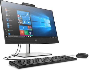 HP 440G6PO AiO NT i5-10500T 8GB/256 PC Intel i5-10500T,  256GB SSD, 8GB DDR4, W10P6 64bit, 1-1-1 Wty, 24in Display (1C7B6EA#UUW)
