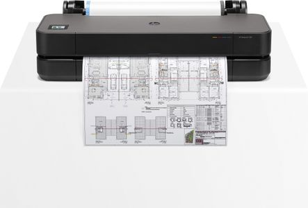 HP DesignJet T250 24-in Printer (5HB06A#B19)