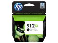 HP 912XL High Yield Black Ink