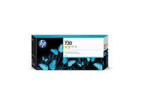 HP 730 300-ML YELLOW INK CARTRIDGE (P2V70A)