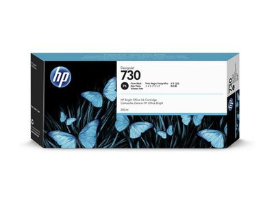 HP 730 300-ML PHOTO BLACK INK CRTG (P2V73A)