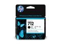 HP 712 80-ml Black Designjet Ink Cartridge