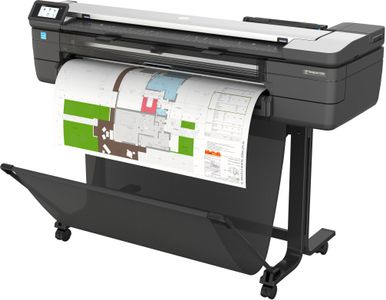 HP DesignJet T830 36inch MFP with new stand Printer (F9A30D#B19)