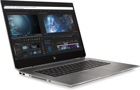 HP ZBook Studio x360 G5 / i9-9880H / UHD AG Touch Dreamcolor 600 nits / 512GB Z Turbo Drive G2 / 16GB (1x16GB) DDR4 2666 / Nvidia Quadro P2000 4GB / W10p64 / WLAN Intel 9560 ac 2x2 BT 5 / Fingerprint Sen (6TW47EA#AK8)