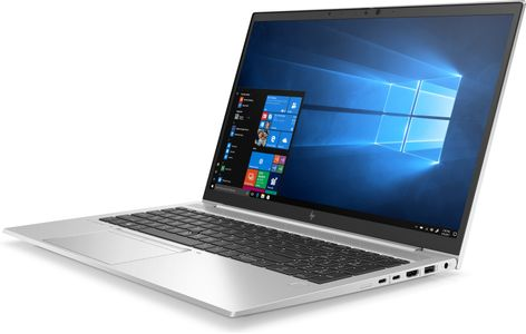 HP EB855G7 R5-4650U 15 8GB/256 PC AMD R5P-4650U,  15.6 FHD AG LED UWVA, UMA, Webcam, 8GB DDR4, 256GB SSD, ax+BT, 3C Batt, FPS, W10 Pro64, 3yr Wrty (204G6EA#AK8)