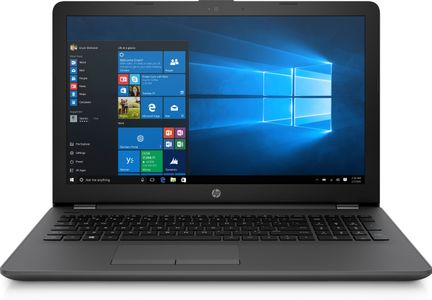 HP 250 G6 i3-7020U/ 15.6 HD SVA AG/8GB 1D DDR4/ 128GB SSD/ W10Home64/ DVD-Writer/ 1yw/ kbd TP/Intel 3168 AC 1x1+BT 4.2/VGA Webcam/ AIR (4BD83EA#UUW)