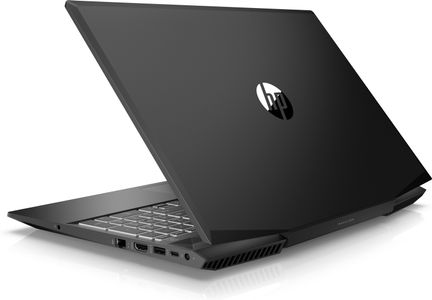 "HP Pavilion Gaming 15-cx0021no - Core i5 8300H / 2.3 GHz - Win 10 Home 64-bitars - 12 GB RAM - 256 GB SSD NVMe - 15.6"" IPS 1920 x 1080 (Full HD) - NVIDIA GeForce GTX 1050 - Bluetooth - skuggsvart,  tangen (4PN57EA#UUW)"