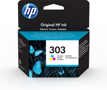 HP 303  tricolor 165 sider (T6N01AE)
