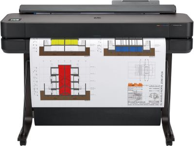 HP DesignJet T650 24-in Printer (5HB08A#B19)