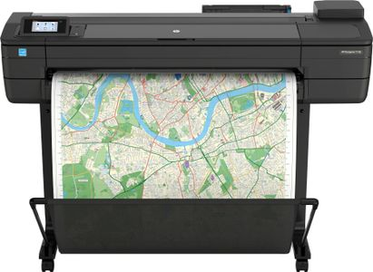 HP DesignJet T730 36inch with new stand Printer (F9A29D#B19)
