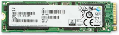 HP Solid state drive - 128 GB - inbyggd - M.2 2280 (Y7B91AA)
