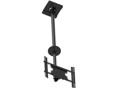 MULTIBRACKETS Public Ceilingmount Medium Bl Single 1500mm TUV Max400x400 (7350022735460)