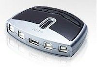 ATEN USB 2.0 switch 4-port (US-421)