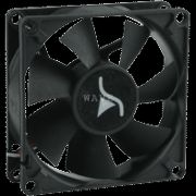Sharkoon System Cooling Fan Silent, Vifte 80x80x25mm 15dB