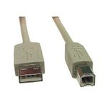 Multicom 1m USB kabel A-B