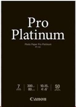 Canon PT-101 A4 Photo Paper Pro Platinum 300g (20 ark) (2768B016)
