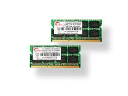4GB DDR3 1066MHz SO-DIMM CL7 Kit (2GBx2)