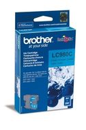 BROTHER LC980C Blekkpatron for ca. 260 A4 sider, cyan (LC980C)