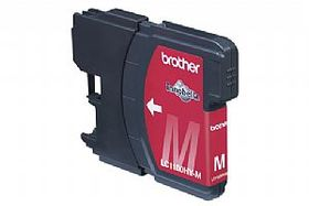 BROTHER Blekkpatron magenta for 750 A4 sider (LC1100HYM)