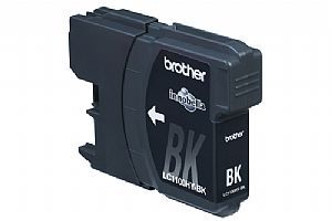 Brother Blekkpatron sort for 900 A4 sider (LC1100HYBK)