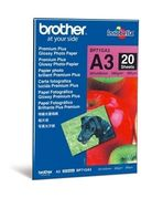 Brother A3 fotopapir for blekkskrivere, 20 ark, 260g/m2