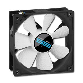 Sharkoon Silent Eagle SE Fan 120x120x25mm modular cable system (4044951008636)