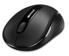 Microsoft Wireless Mobile Mouse 4000 USB Nanomottaker, BlueTrack, Graphite