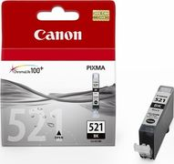 Canon CLI-521BK black ink cartridge
